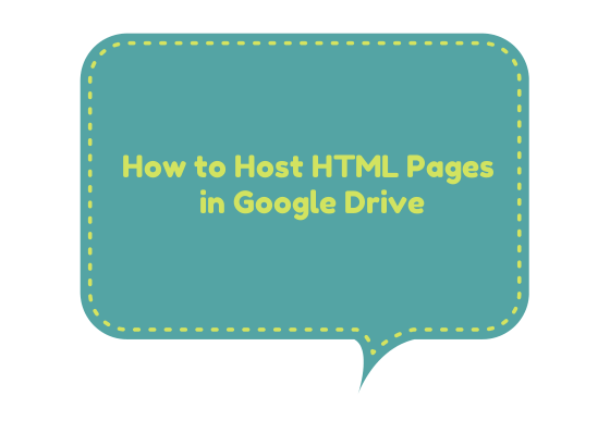 How To Serve HTML and JavaScript enabled Web Pages via