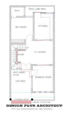 5 Marla House Plans