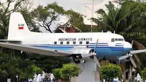 Replika Pesawat RI 001 Seulawah di Blang Padang Bakal Dipugar