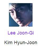 Lee Joon-Gi berperan sebagai Kim Hyun-Joon