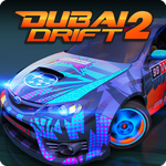 Download Dubai Drift 2 v2.4.2 Apk Latest Version Logo