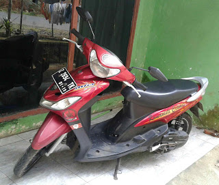 review yamaha mio sporty