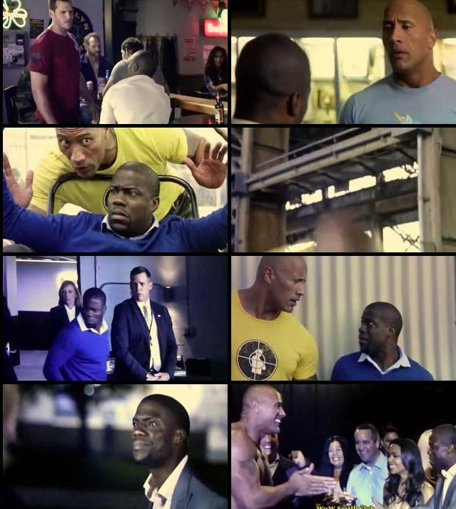 Central Intelligence 2016 English HDTS 750MB