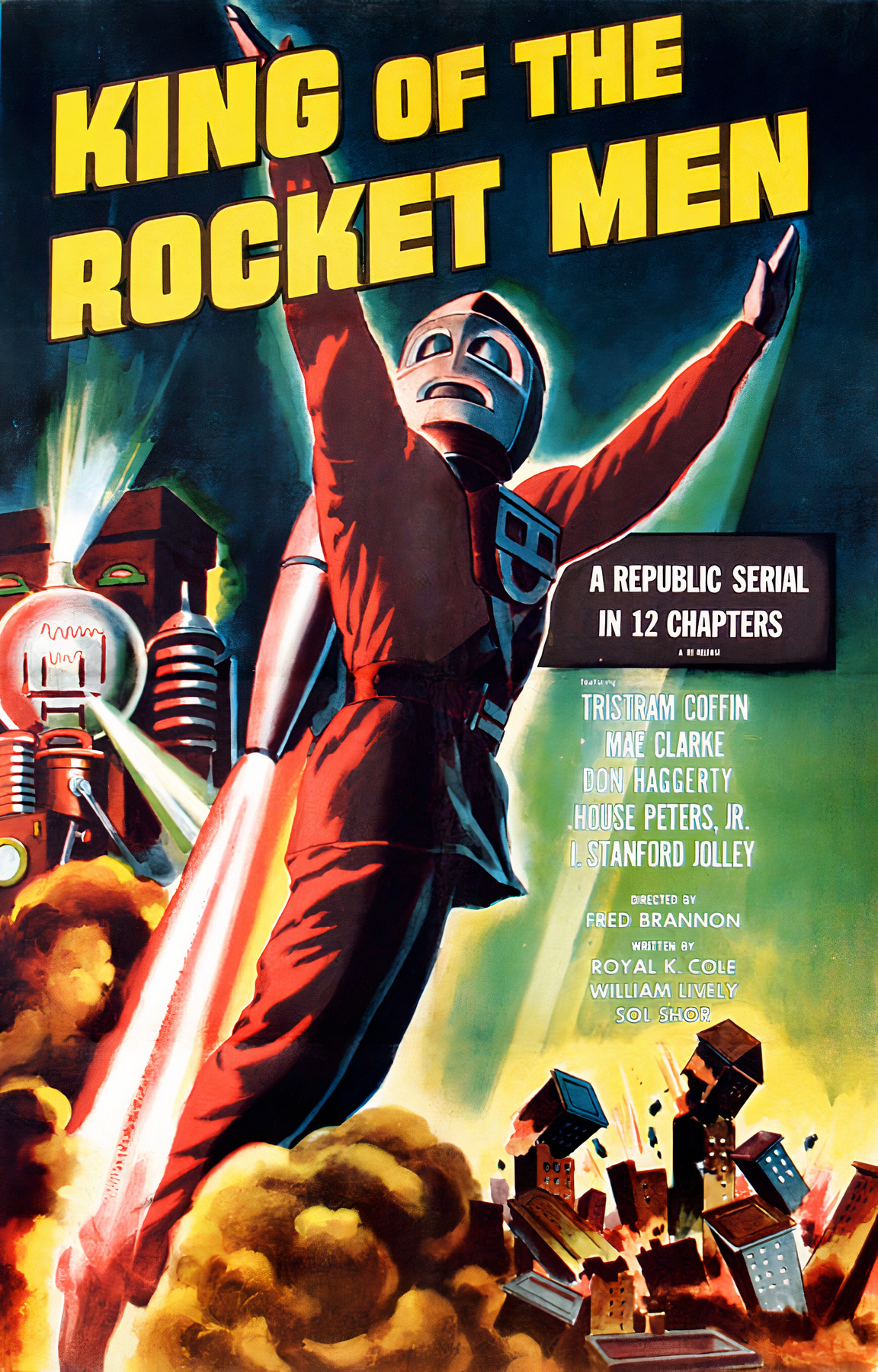 descargar king of the rocket men 1949 serie completa