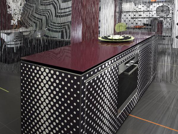 Backsplash Ideas for Black Granite Countertops @ The ... on Black Countertop Backsplash Ideas  id=75078