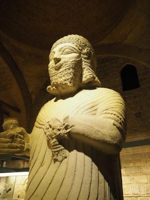 Statue of King Mutallu,