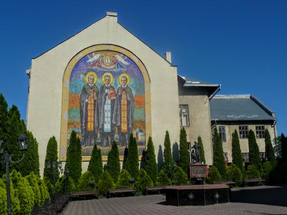 Дрогобыч. Монастырь святых апостолов Петра и Павла