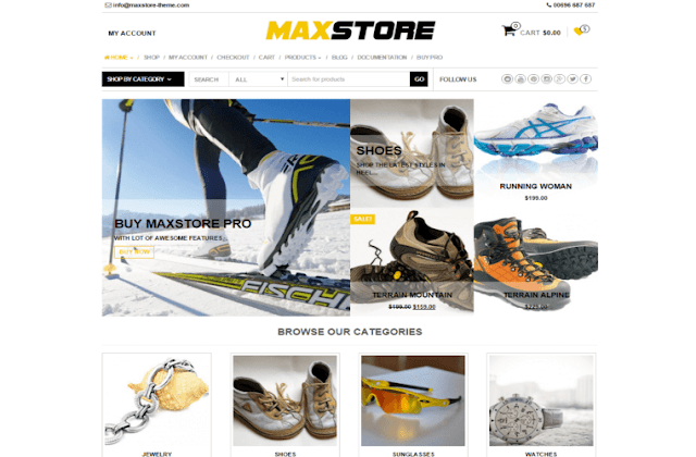 MaxStore review
