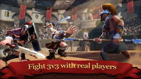 gladiator heroes gameplay