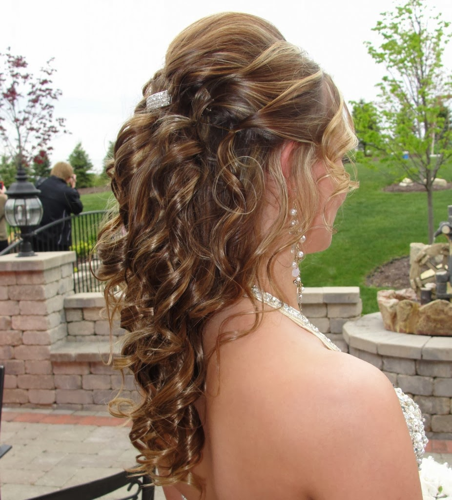 New Best Hairstyles for Long Hair for Prom  Hair Fashion