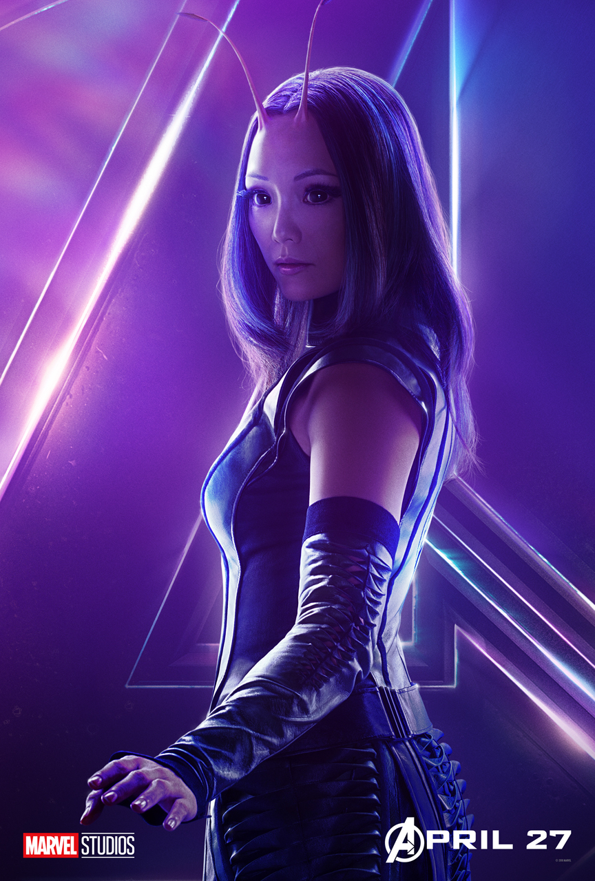 9d1c9f3da4d7 The Avengers and their Super Hero allies must be willing to sacrifice all  in an attempt to defeat the powerful Thanos before his blitz of devastation  and ...