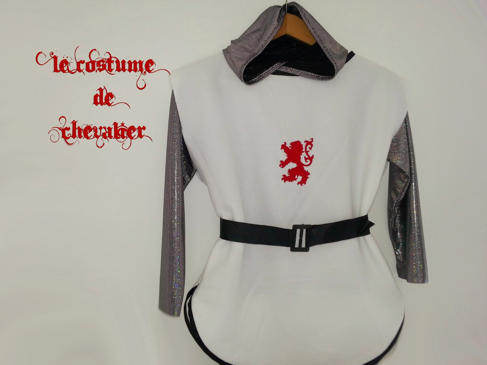 d guisement de chevalier diy by maman superbesse