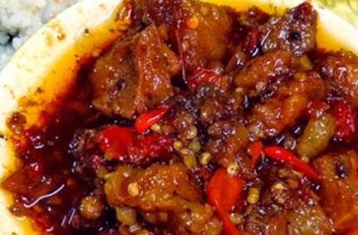 Resep Membuat Oseng Mercon Daging Yang Sedap Dan Pedas Gila