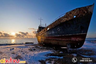 Hồ Baikal – Cảnh đẹp thổn thức lòng người.