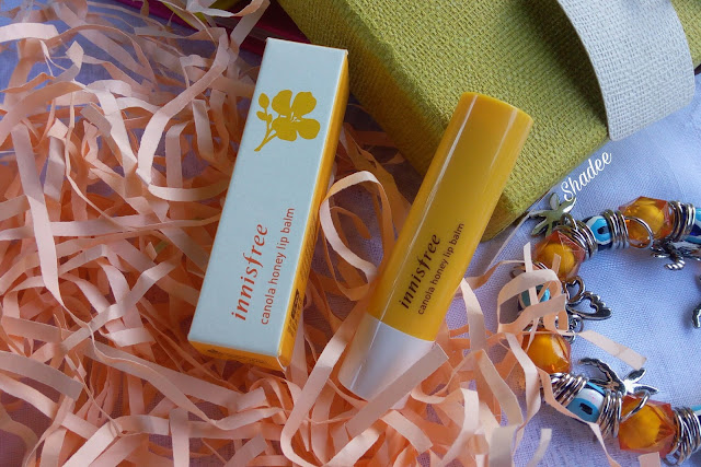 Innisfree Lip Balm Review