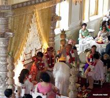Weddings Hawthorne Hotel Indian Wedding In
