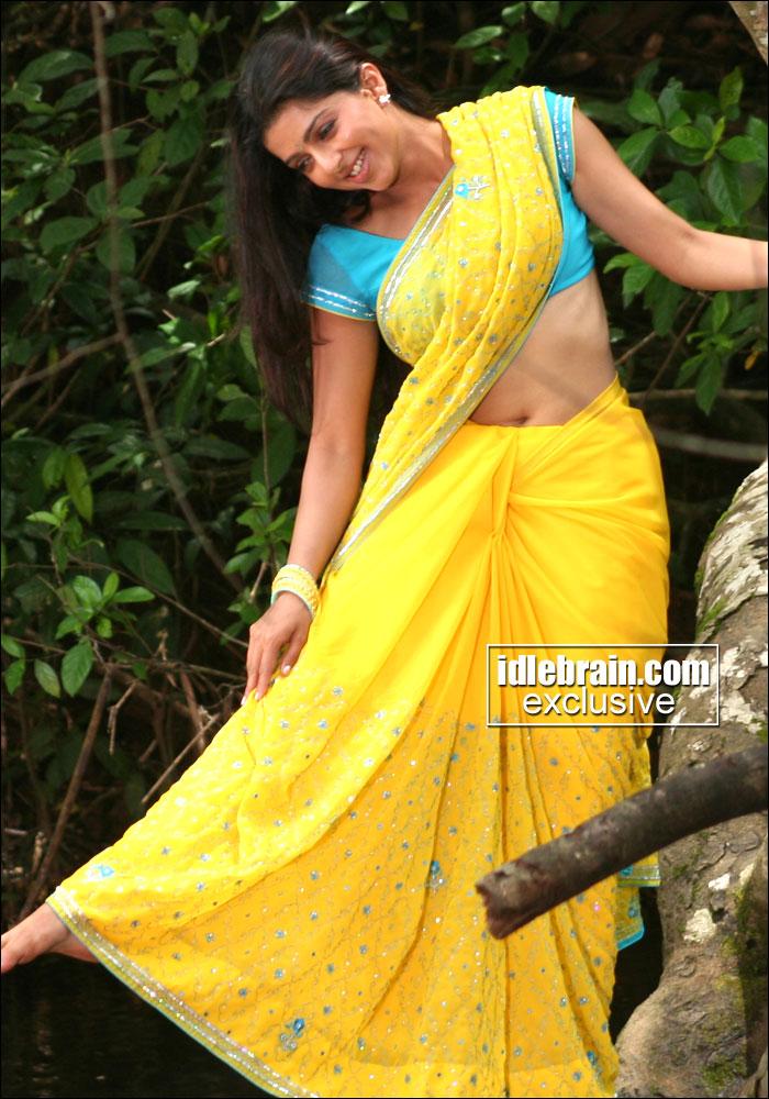 Amisha patel yellow bikini show - 5 1