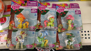 US: First FiM Collection Figures at Dollar Tree