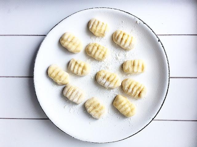 Gotowanie po włosku: gnocchi di patate