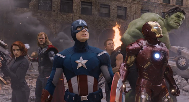 The Avengers (2012) Dual Audio [Hindi-DD5.1] 1080p BluRay ESubs Download