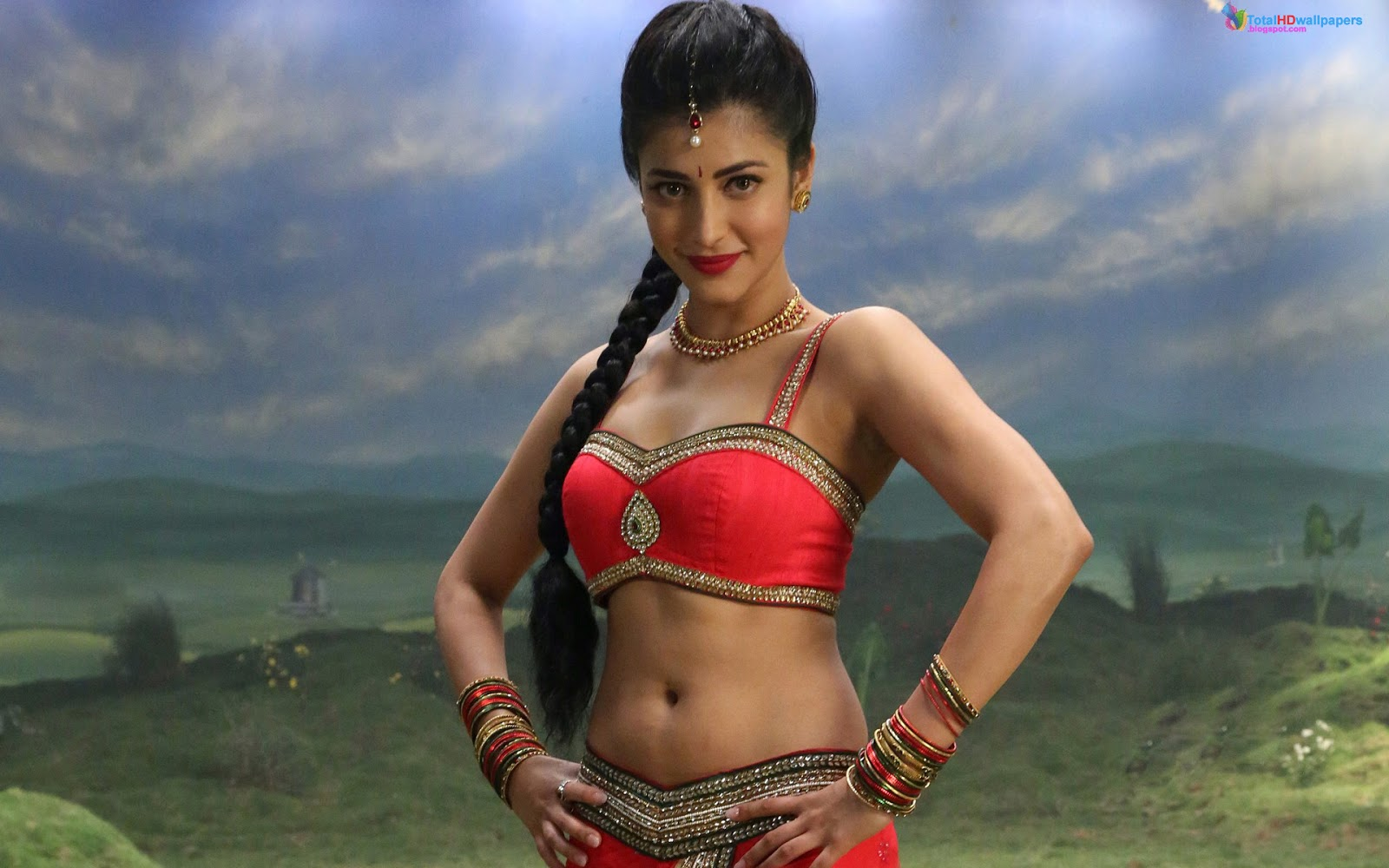 ... South indian Actress HD Wallpapers: Shruti Hassan HD Wallpapers