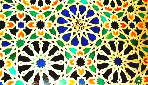 Dibujos Decoraciones Geometricas Arte Islamico