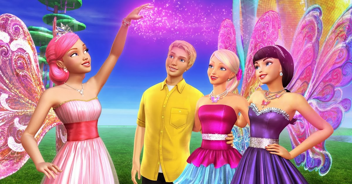 Watch Barbie A Fairy Secret 2011 Movie Online For Free -9395