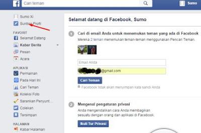 Cara Mudah Mendaftar Media Sosial Facebook Terbaru Menggunakan Gmail