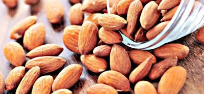4 Manfaat Almond untuk Kesehatan Rambut dan Kulit