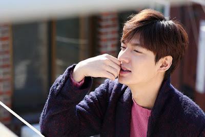 Lee Min Ho faith drama  / the great doctor