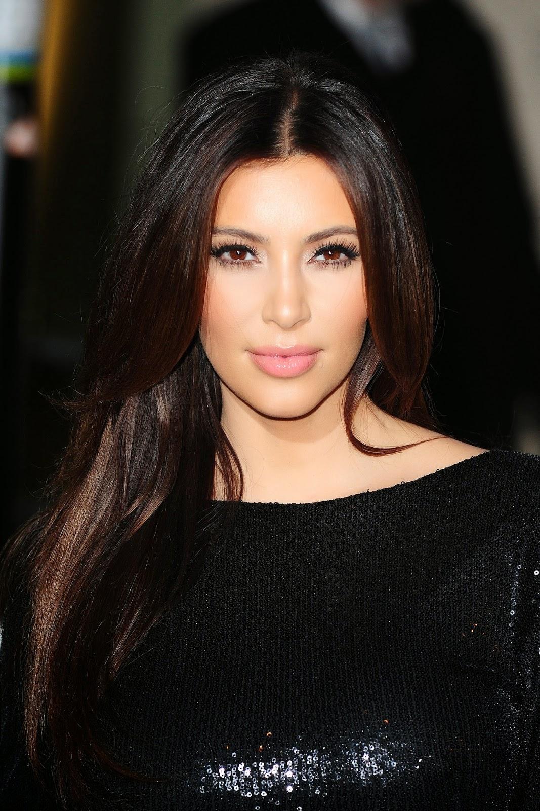 Kim Kardashian Interviews Kylie Jenner About Her Best: Sports Scandal: Kim Kardashian: No Plastic Surgery Or