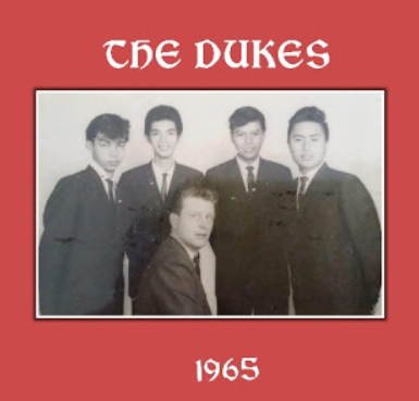 THE DUKES 60S BAND HAS TALES TOLD BY DANIEL ABIDIN