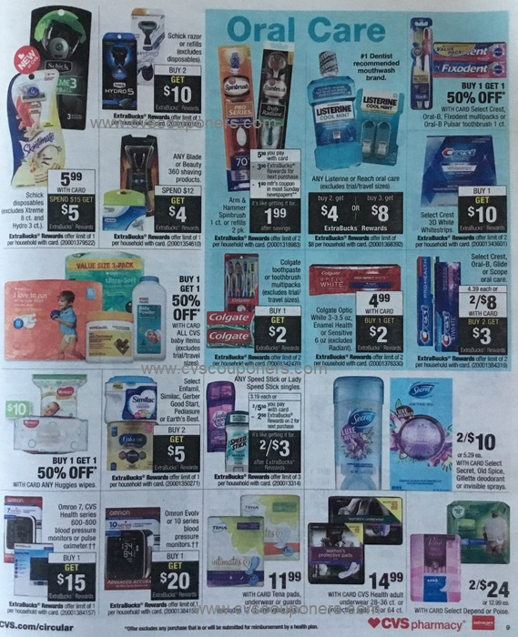 CVS Weekly Ad Preview - 8