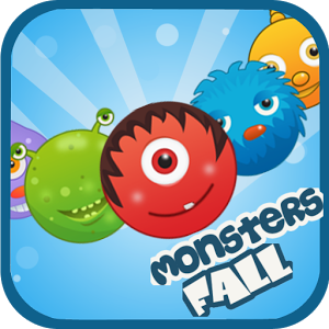monsters%2Bfall%2B1 Monsters Fall by Loop Ends – Android App Featured Review Apps