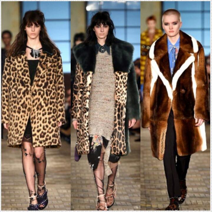 c2c09a4958ac1 Fashion Week 2016  Furs   Settimana della Moda 2016 Pelliccie ...