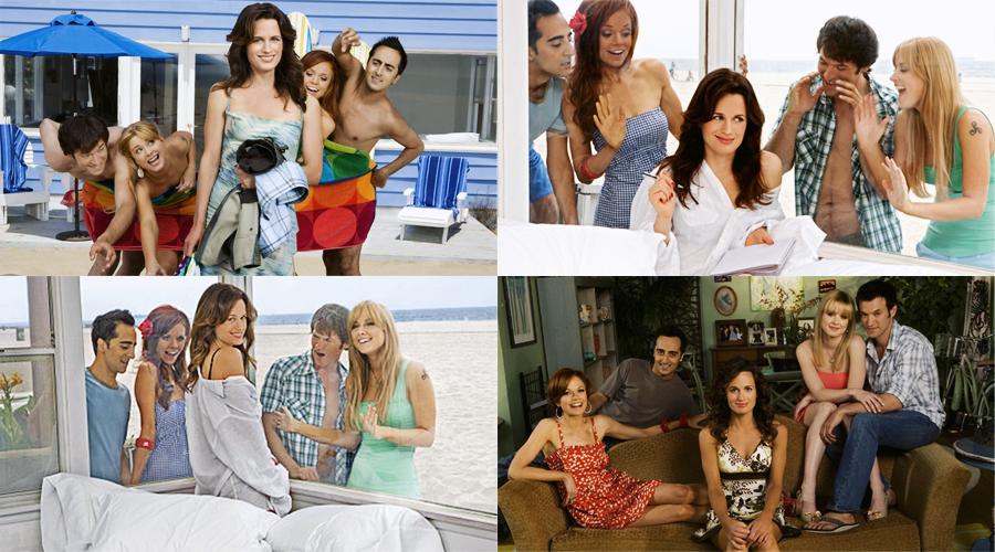 Séries finalizadas na primeira temporada