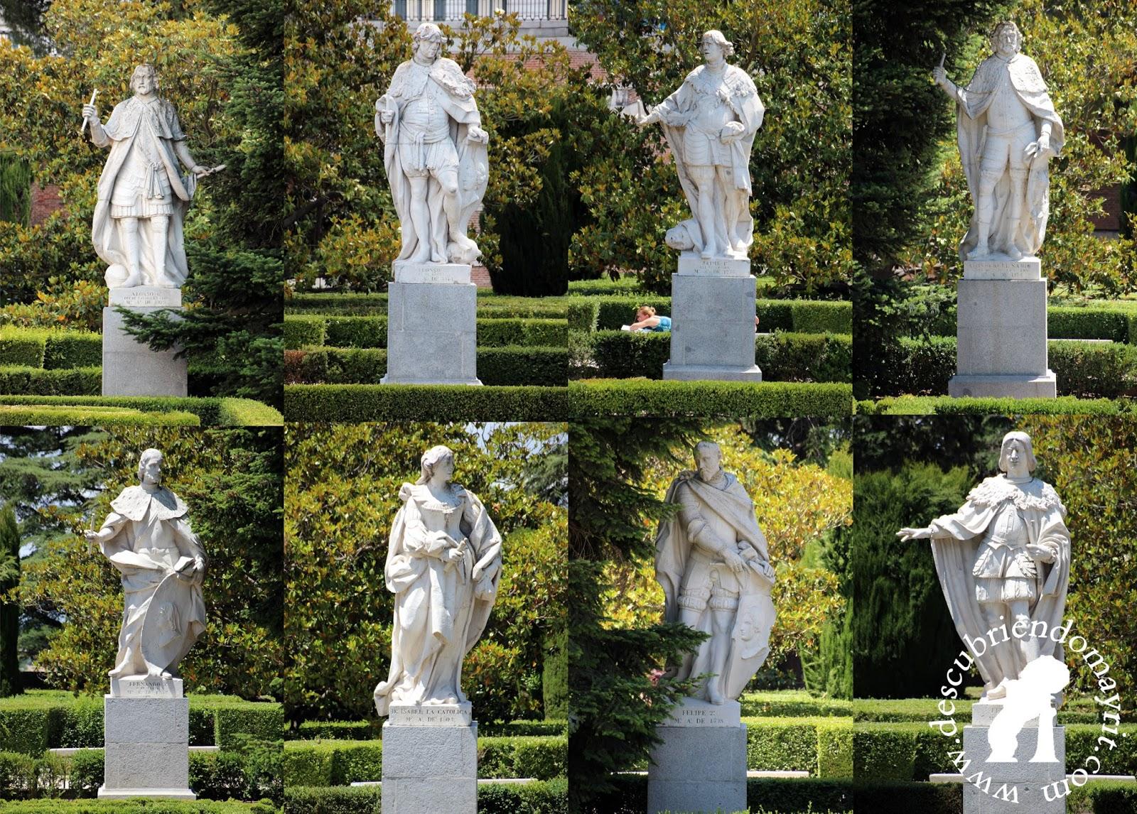 Estatuas Jardin Interesting Free Pin It With Estatuas Jardin With - Estatuas-de-jardin