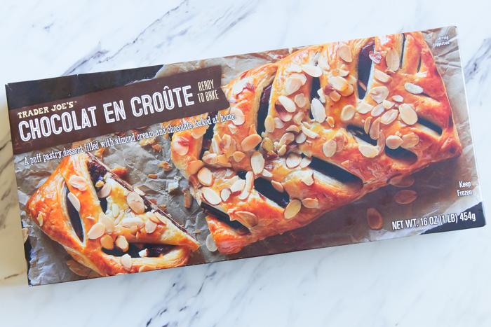 Trader Joe's review: Chocolat en Croute
