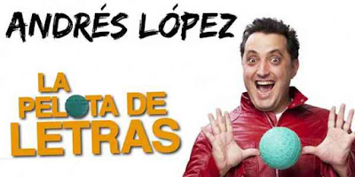 LA PELOTA DE LETRAS RENOVADA CON ANDRES LOPEZ 2