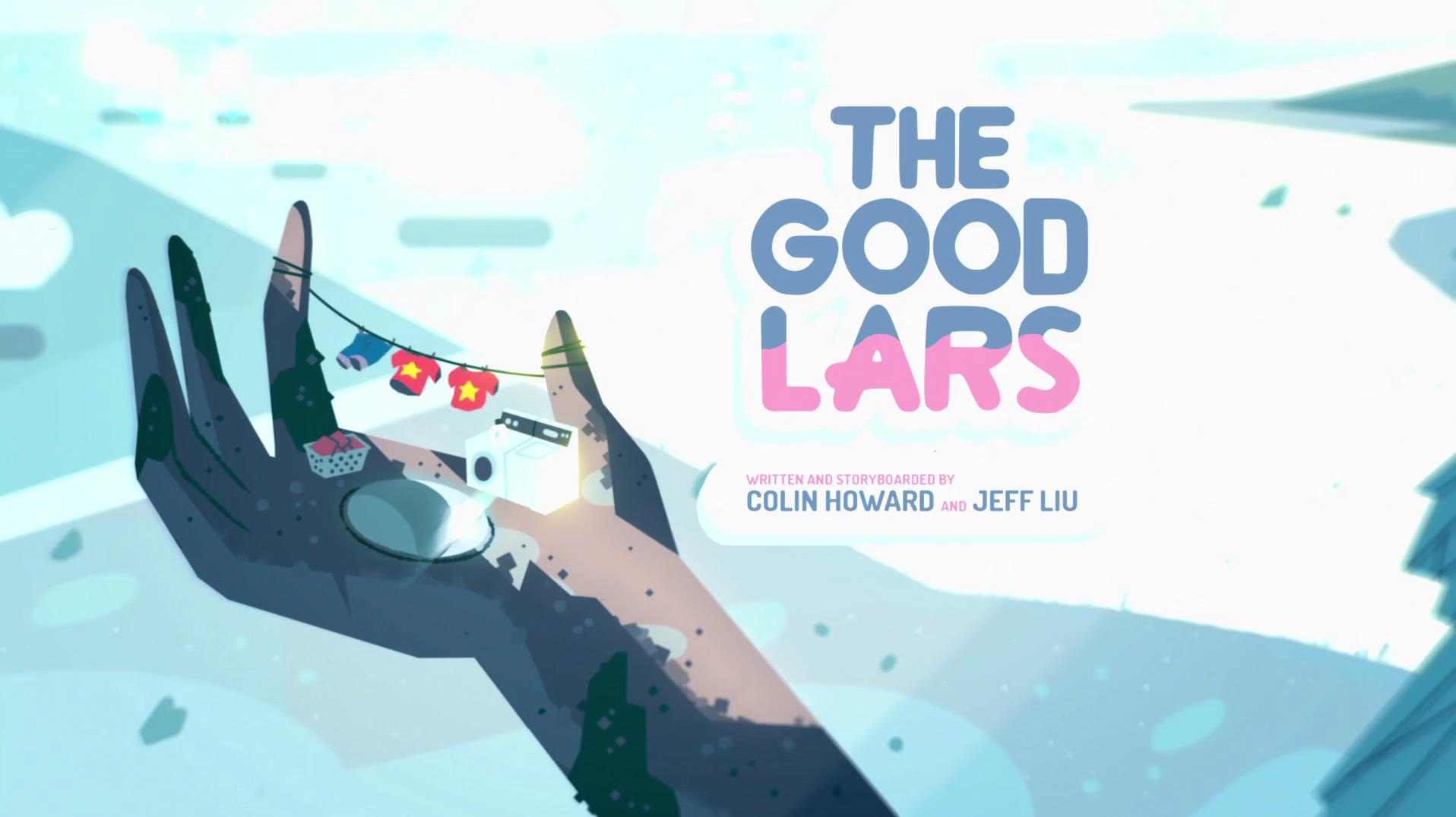 Steven Universo - O bom Lars