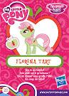 My Little Pony Wave 14 Florina Tart Blind Bag Card