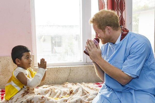 Britain_prince_harry_patient_visit_Kathmandu_Nepal