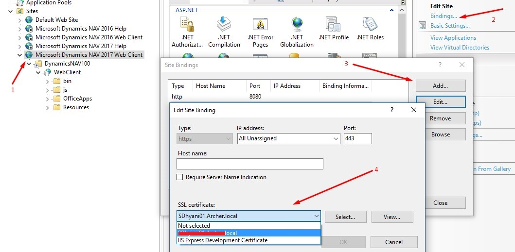 Microsoft Dynamics Nav 2017 How Do I Enable Outlook Add In