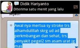Obat Pembuluh Darah Pecah di Kepala (stroke hemoragik)