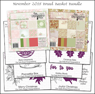 November 2018 Bread Basket Bundle
