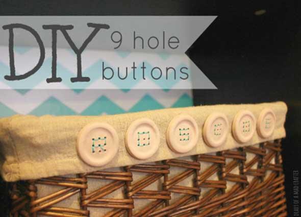 botones, arcilla, botones de arcilla, letras, manualidades