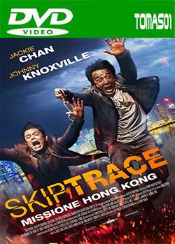 Skiptrace  (Atrapa a un ladrón) (2016) DVDRip