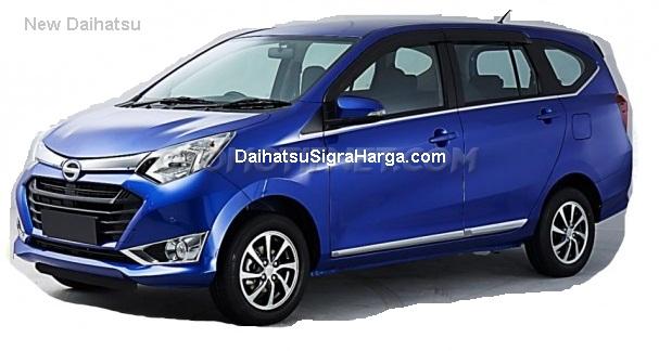 Harga Mobil Daihatsu Sigra