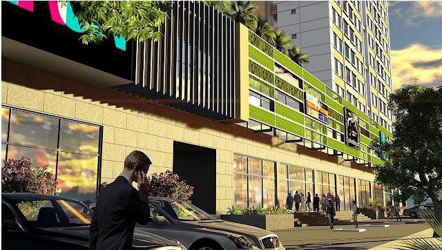 Trung tâm thương mại căn hộ Centa Park