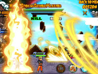 Naruto Senki MOD Unlimited Full Shinobi Warrior Apk Android Terbaru